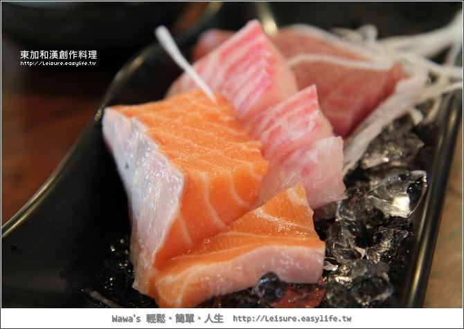 東加和漢創作料理。台南吃到飽