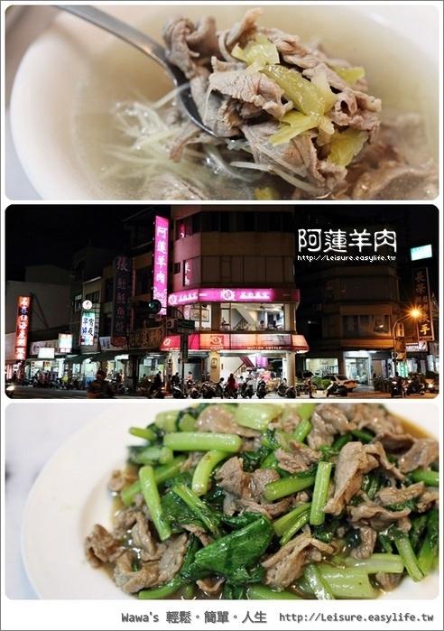 台南阿蓮羊肉