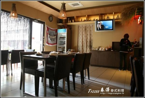 台南【泰澤 泰式料理】。