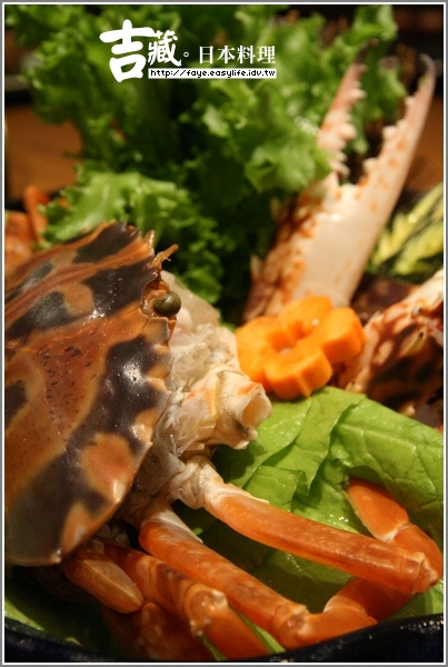 台南吉藏日本料理 螃蟹火鍋