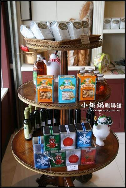 【小銅鍋咖啡館】。台南運河旁的美味法式點心