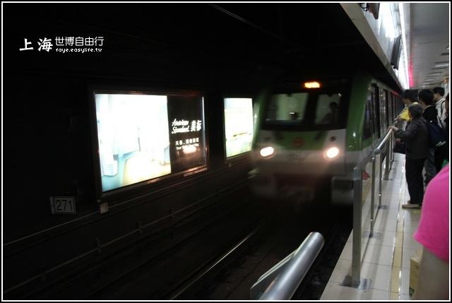 2010。上海世博自由行  上海地鐵