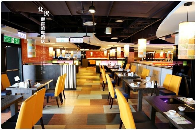 台南【北澤壽喜燒專門店】。來自日本的美味壽喜燒@台南大遠百娛樂城